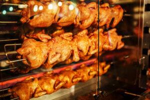 Chicken Roasting Machines