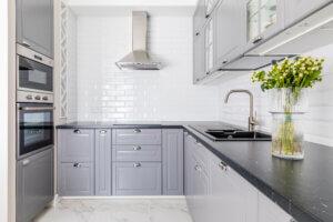 Stainless Steel Pantry Cupboard